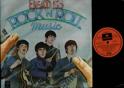 The Beatles-Rock 'N' Roll Music-VINYL LP-USED-Aussie press