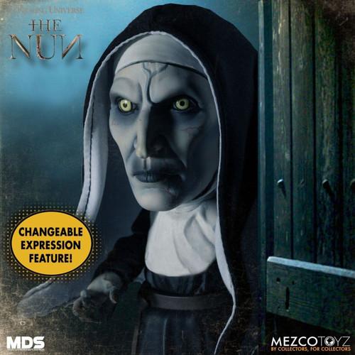 The Nun - MDS Designer Figure-MEZ90590-MEZCO TOYZ