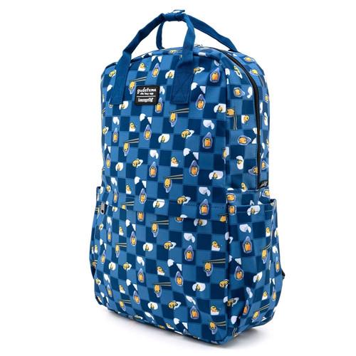 Gudetama - Chopsticks Backpack-LOUSANBK0362-LOUNGEFLY