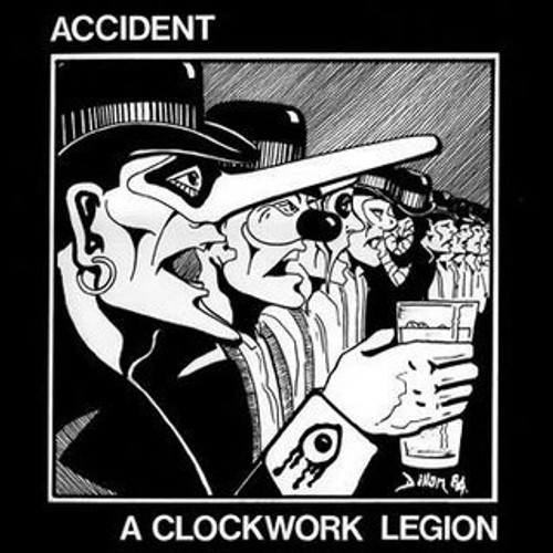 Accident – A Clockwork Legion CD-Brand New