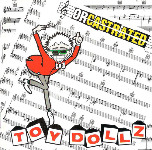 Toy Dolls – Orcastrated CD-Brand New