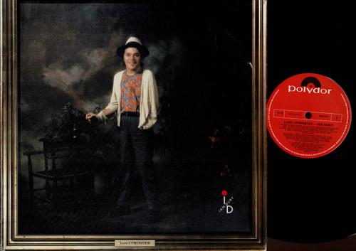 Ian Dury-Lord Upminster-VINYL LP-USED-Aussie press