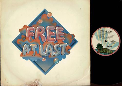 Free-Free At Last-VINYL LP-USED-Aussie press