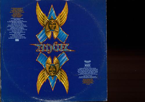 Angel -On Earth As It Is In Heaven-VINYL LP-USED-Aussie press