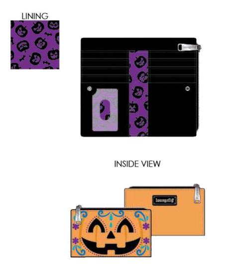 Loungefly - Halloween Pumpkin Purse-LOULFWA0501-LOUNGEFLY