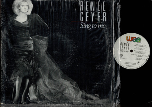 Renee Geyer-Sing To Me-VINYL LP-USED-Aussie press-LP_964
