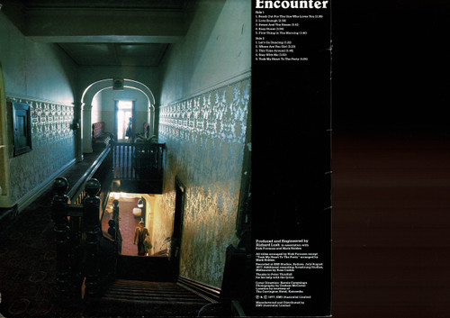 Mark Holden-Encounter-VINYL LP-USED-Aussie press-LP_966