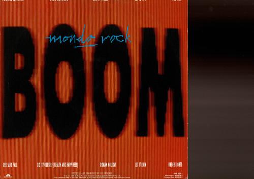 Mondo Rock-Boom Baby Boom-VINYL LP-USED-Aussie press-LP_971