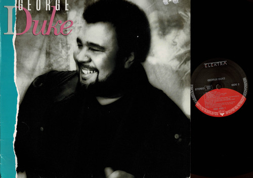 George Duke-George Duke-VINYL LP-USED-EU press-LP_989