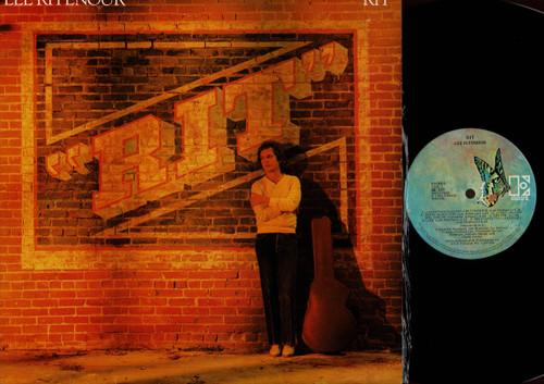 Lee Ritenour-Rit-VINYL LP-USED-Aussie press-LP_1008