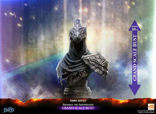Dark Souls - Artorias Grand Scale Bust-F4FDSARTGSBST-FIRST 4 FIGURES