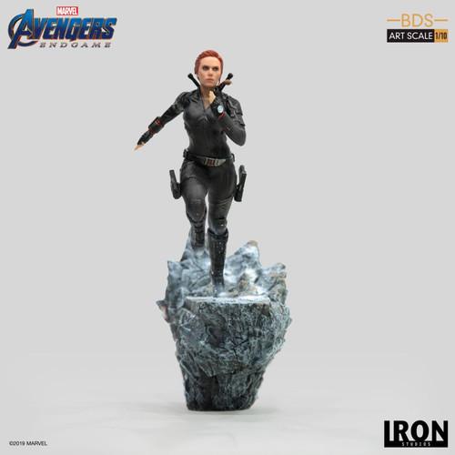 Avengers 4: Endgame - Black Widow 1:10 Scale Statue-IRO99844-IRON STUDIOS