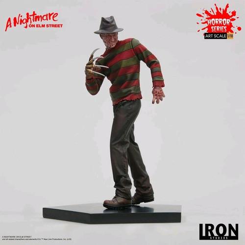 Nightmare on Elm Street - Freddy 1:10 Scale Statue-IRO99868-IRON STUDIOS