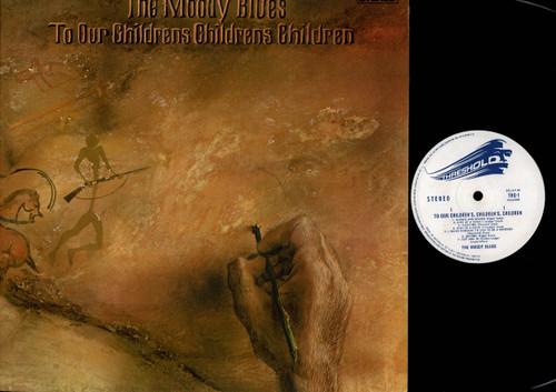 The Moody Blues-To Our Children's Children's Children-VINYL LP-USED-Aussie press-LP_1017