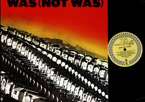 Was (Not Was)-Was (Not Was)-VINYL LP-USED-Aussie press-LP_1058