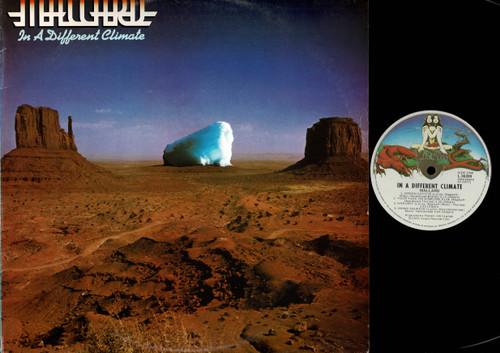Mallard-In A Different Climate-VINYL LP-USED-Aussie press-LP_1071