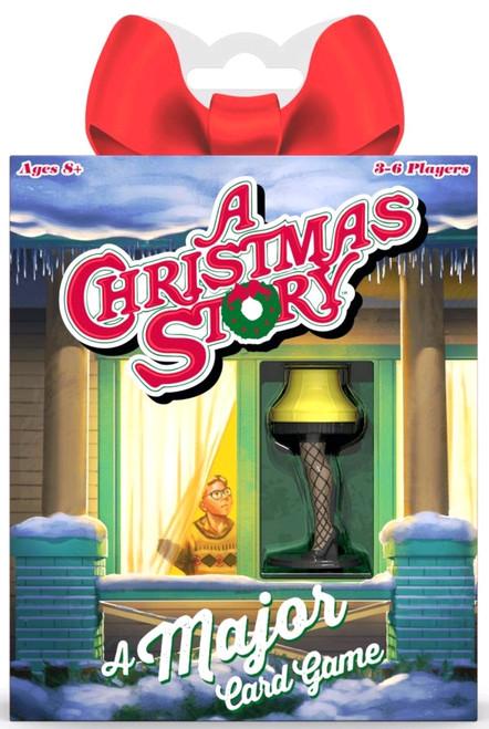 A Christmas Story - A MAJOR Card Game-FUN48721-FUNKO