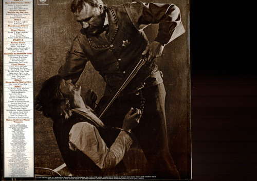 Bob Dylan-Pat Garrett & Billy The Kid-VINYL LP-USED-Aussie press-LP_1110
