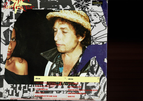 Bob Dylan-Empire Burlesque-VINYL LP-USED-Aussie press-LP_1111