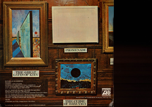 Emerson, Lake & Palmer-Pictures At An Exhibition-VINYL LP-USED-NZ press-LP_1116