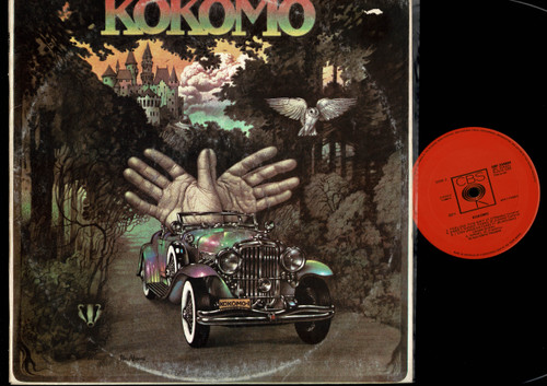 Kokomo-Kokomo-VINYL LP-USED-Aussie press-LP_1143