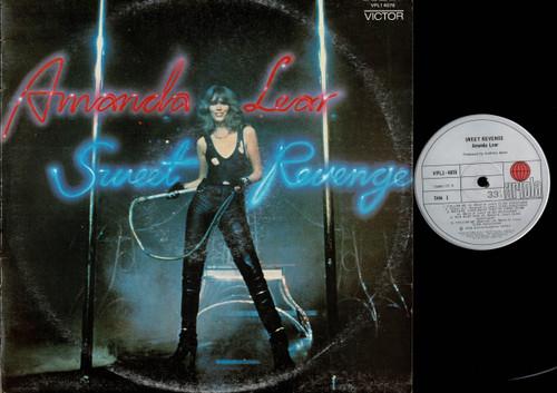 Amanda Lear-Sweet Revenge-VINYL LP-USED-Aussie press-LP_1146
