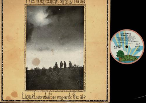 The Incredible String Band-Liquid Acrobat As Regards The Air-VINYL LP-USED-UK press-LP_1179