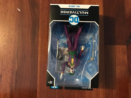 "DC Comics - Wave 03 7"" Rebirth Joker-MCF15125A-MCFARLANE TOYS"