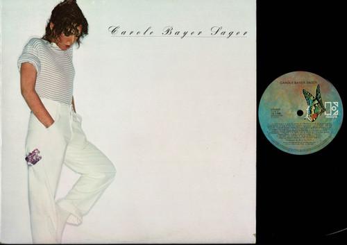 Carole Bayer Sager-Carole Bayer Sager-VINYL LP-USED-Aussie press-LP_1190