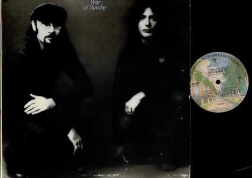 Seals & Crofts-Year Of Sunday-VINYL LP-USED-US press-LP_1192