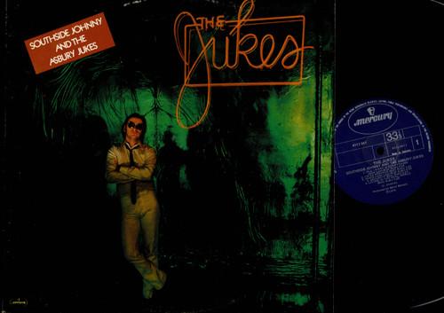 Southside Johnny & The Asbury Jukes-The Jukes-VINYL LP-USED-Aussie press-LP_1200