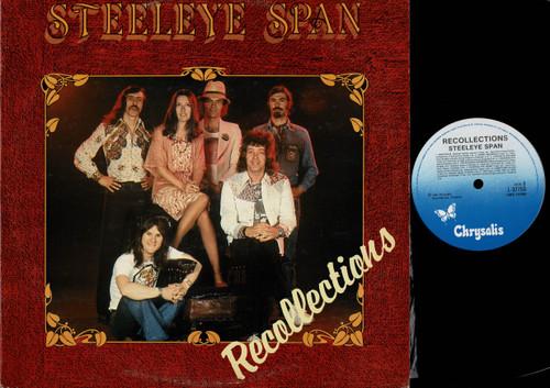Steeleye Span-Recollections-VINYL LP-USED-Aussie press-LP_1203