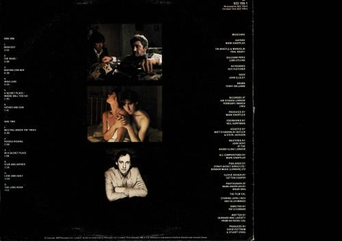 Mark Knopfler-Cal-VINYL LP-USED-Aussie press-LP_1223
