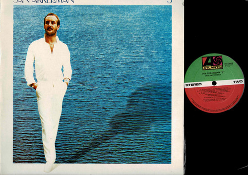 Jan Akkerman-Jan Akkerman 3-VINYL LP-USED-Aussie press-LP_1237
