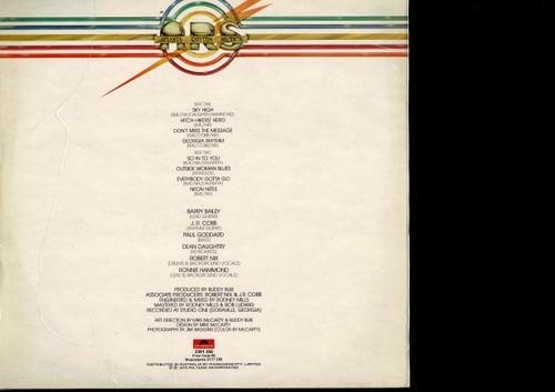 Atlanta Rhythm Section-A Rock And Roll Alternative-VINYL LP-USED-Aussie press-LP_1242