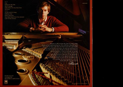 Carpenters-Voice Of The Heart-VINYL LP-USED-UK press-LP_1249