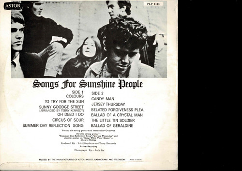 Donovan-Fairytale-VINYL LP-USED-Aussie press-LP_1250