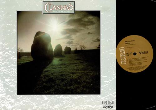 Clannad-Magical Ring-VINYL LP-USED-Aussie press-LP_1252