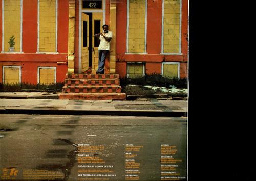 Joe Thomas-Get In The Wind-VINYL LP-USED-Aussie press-LP_1262