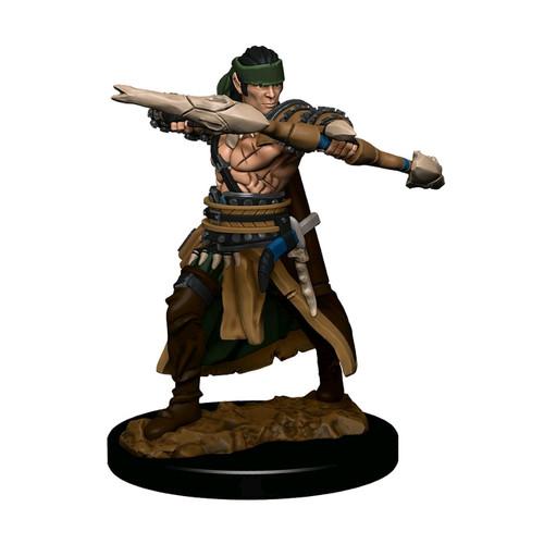 Pathfinder - Half-Elf Ranger Male Premium Figure-WZK77505-WIZKIDS GAMES