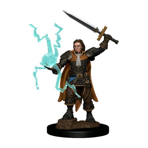 Pathfinder - Human Cleric Male Premium Figure-WZK77504-WIZKIDS GAMES