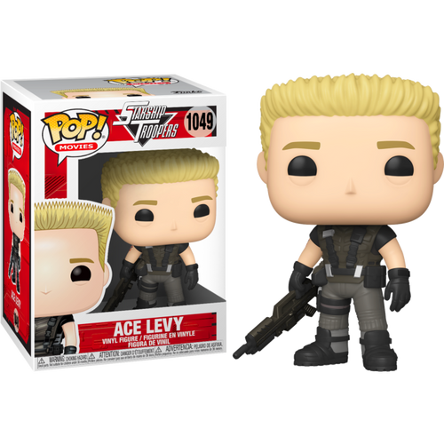 Starship Troopers - Ace Levy Pop! Vinyl-FUN51945-FUNKO