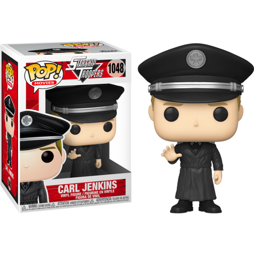Starship Troopers - Carl Jenkins Pop! Vinyl-FUN51944-FUNKO