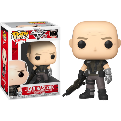 Starship Troopers - Jean Rasczak Pop! Vinyl-FUN51947-FUNKO