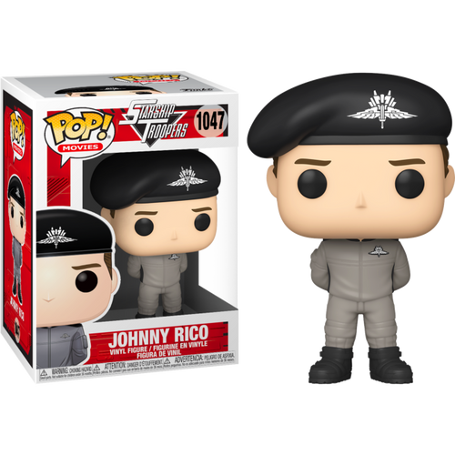 Starship Troopers - Rico in Jumpsuit Pop! Vinyl-FUN51946-FUNKO