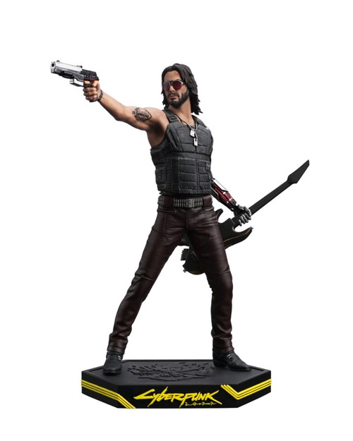 Cyberpunk 2077 - Johnny Silverhand Figure-DHC3006-720-DARK HORSE COMICS