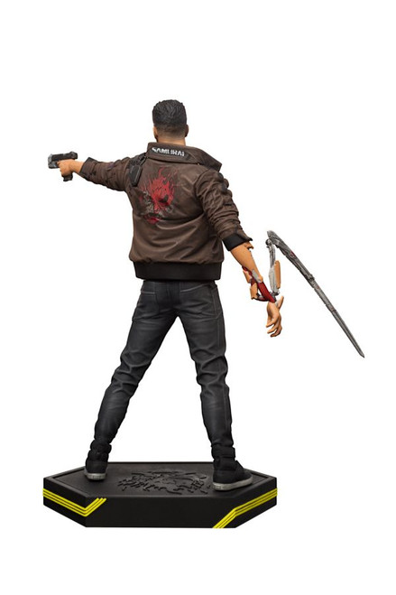 Cyberpunk 2077 - V-Male Figure-DHC3006-721-DARK HORSE COMICS
