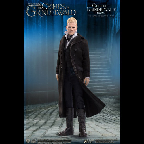 Fantastic Beasts 2: The Crimes of Grindelwald - Gellert Grindelwald 1:8 Scale Action Figure-SATSA8013-STAR ACE TOYS