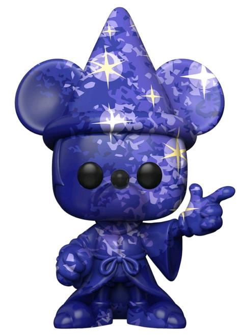 Fantasia - Sorcerer Mickey (Artist) #1 Pop! Vinyl with Protector-FUN51941-FUNKO