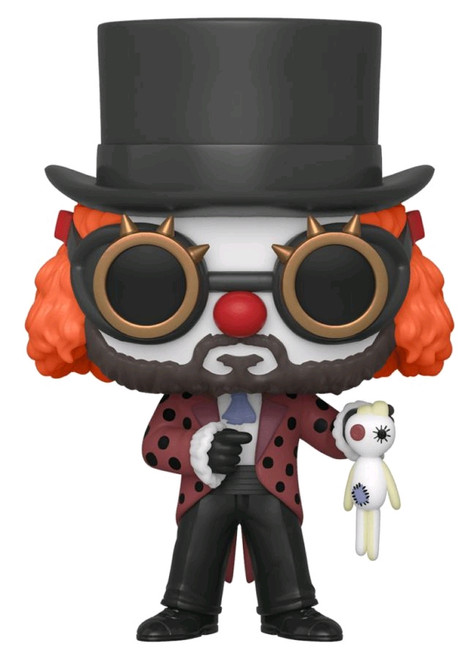 La Casa de Papel (Money Heist) - Professor O Clown Pop! Vinyl-FUN44196-FUNKO